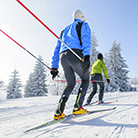 Cross-country skiing Alta Pusteria