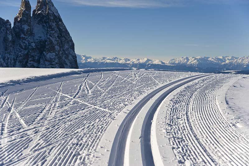 Sci di fondo a Dobbiaco | Alta Pusteria - Apparthotel Germania