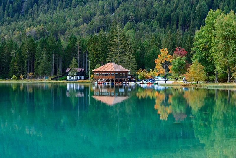 Vacanze A Dobbiaco Dolomiti Apparthotel Germania
